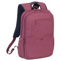 """RivaCase 7760 Red 15.6"""" Backpack"""