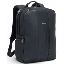 """RivaCase 8165 Business Black 16"""" Backpack"""