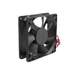 Cooler for PSU/CASE  DELUX 80x80x25 mm 1800rpm