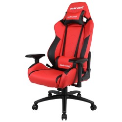 Gaming Chair AD7-01-RB-PV AndaSeat E-sports G-Chair RED 4D Armrest 60mm wheels PVC Leather