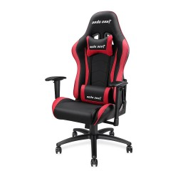 Gaming Chair AD5-01-BR-PV AndaSeat Axe Series BLACK&RED 2D Armrest 60mm wheels PVC Leather