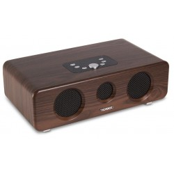 Microlab Speakers MD336 Bluetooth 11Wx2 600mAh Battery WOOD